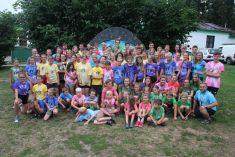 Letní dětský tábor 2019