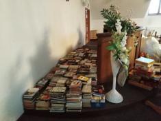 Obměna interiéru obecní knihovny