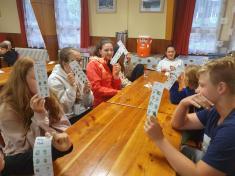 Letní dětský tábor 2020