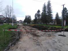 Rekonstrukce místní komunikace, Nepolisy
