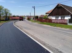 Stezka pro pěší a cyklisty Nepolisy - Zadražany, II. etapa