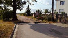 Rekonstrukce polní cesty k ČOV