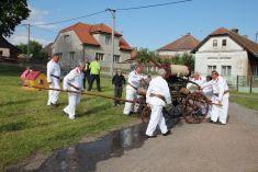 Oslavy 125. let SDH Zadražany