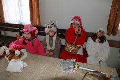 Masopust a Vítání jara v Lukové