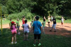 Letní dětský tábor 2014