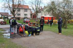Okrskové závody hasičů
